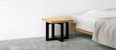 家具の新しいかたち。スピーカーが内蔵されたおしゃれなテーブル「SOUND TABLE」
