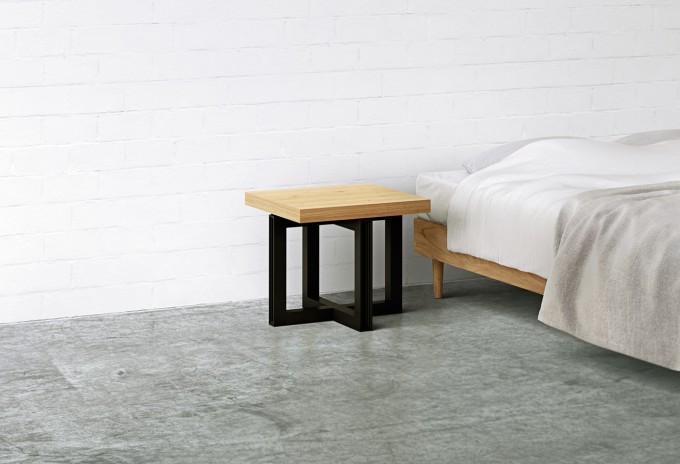 スピーカーが内蔵されたおしゃれなテーブル「SOUND TABLE」、建築事務所監修のモダンで美しいデザイン