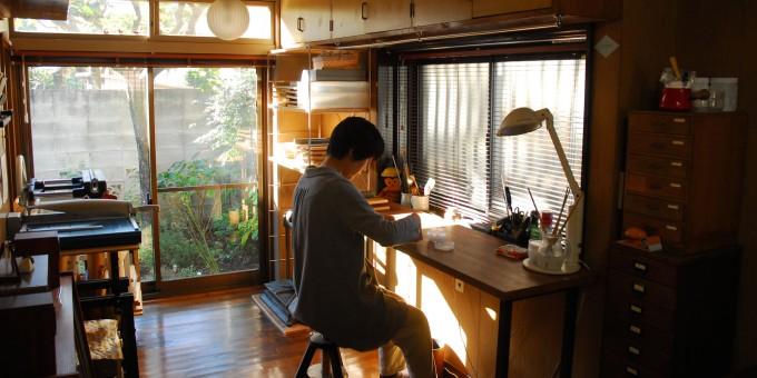 東京武蔵野市にある「空想製本屋」とは?