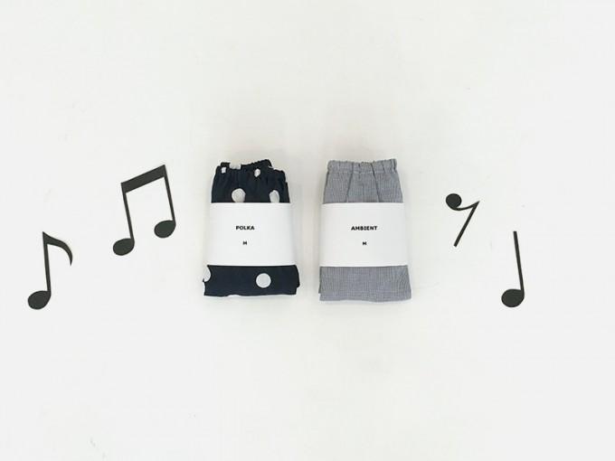 「手式(てしき)」のSoundシリーズ2種類と音符