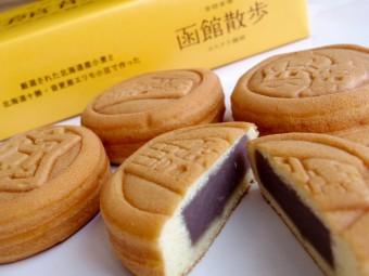 北海道の銘菓のルーツはここから。老舗菓子屋「函館千秋庵総本家」が手がける新スイーツ事情