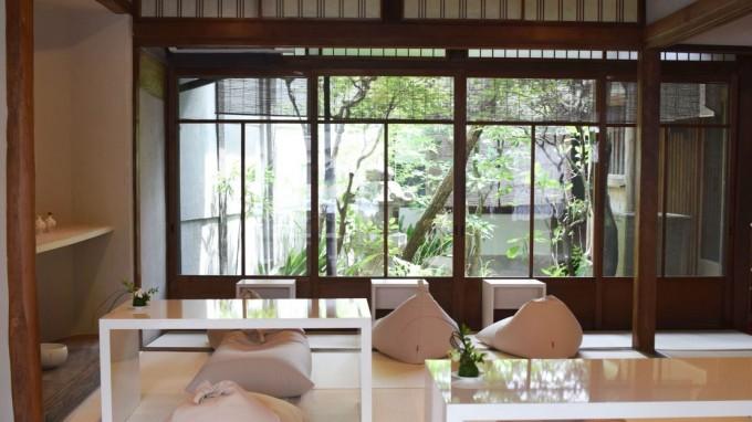 銀閣寺本店カフェ