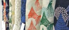 北の暮らしの身近なものを題材に。札幌の「点と線模様製作所」が展開するテキスタイル