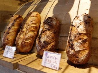 函館の観光地にひっそりと佇む。「トンボロ」のシンプルで味わい深い自家製天然酵母のパン