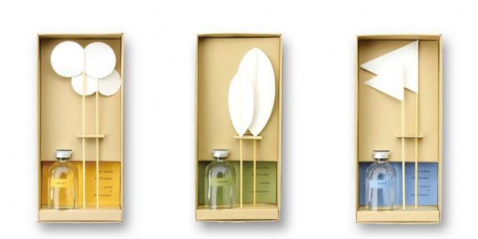 aroma diffuser3種類