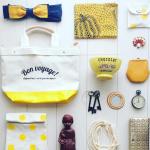 たくさんの色や模様から、お気に入りの組み合わせを。「hanelca」の帆布バッグ