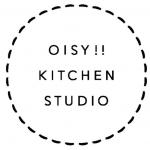 OISY!! KITCHEN STUDIO(オイシイ!!キッチンスタジオ)のロゴ
