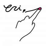 eri,のロゴ