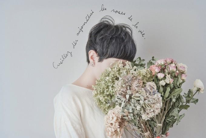 お花モチーフのアクセサリーを展開している「Lueur(リュール)」