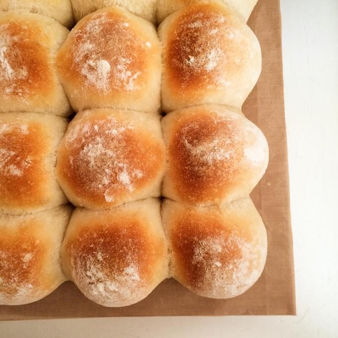 「ぱんノート」ちぎりパン