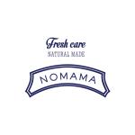 「NOMAMA(ノママ)」ロゴ