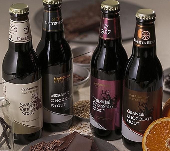 ワインのように濃厚な「チョコビール」で大人のバレンタインを演出