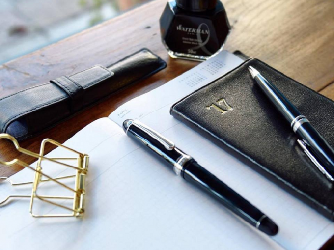 万年筆やノートなどPentonoteセレクトの文房具