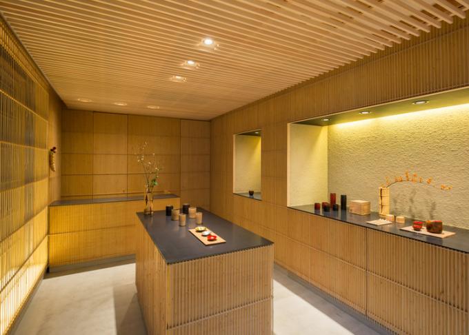 高野竹工の京都の直営店篁(たかむら)