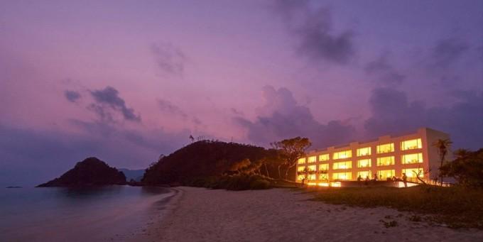 奄美大島のリゾートホテル「THE SCENE(ザ シーン)」で感じる、冬の南国トリップ