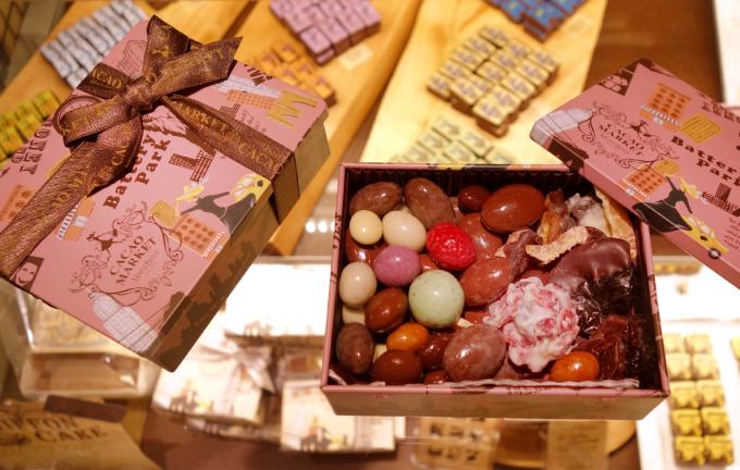 カカオマーケット バイ マリベルのバレンタイン限定BOX