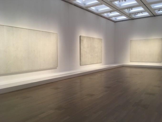 草間彌生のNY時代の作品、無限の網