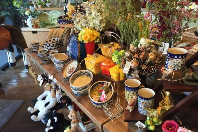 「サザコーヒー」のショップコーナー