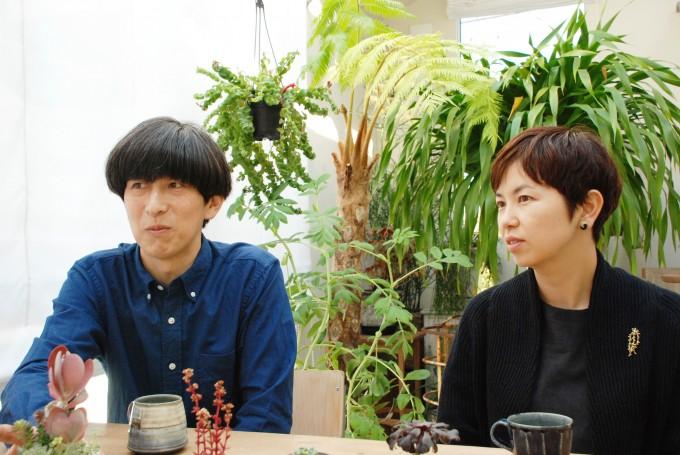 気負わず、与えられた環境を受け入れる、「TOKIIRO」の多肉植物的生き方