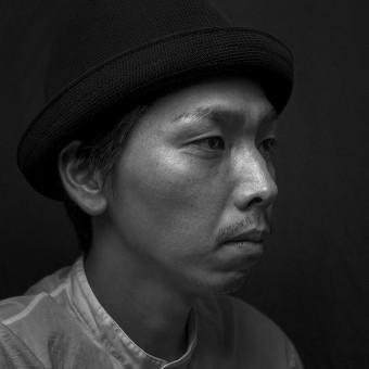 写真家・石川和人のポートレイト