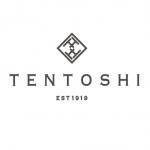 新橋・虎ノ門のスタイルショップ「TENTOSHI」ロゴ