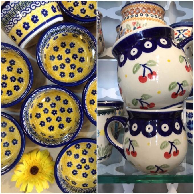 ポーランド陶器・ポーリッシュポタリーのお店「おさらや」