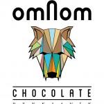 「Omnom Chocolate(オムノム チョコレート)」ロゴ