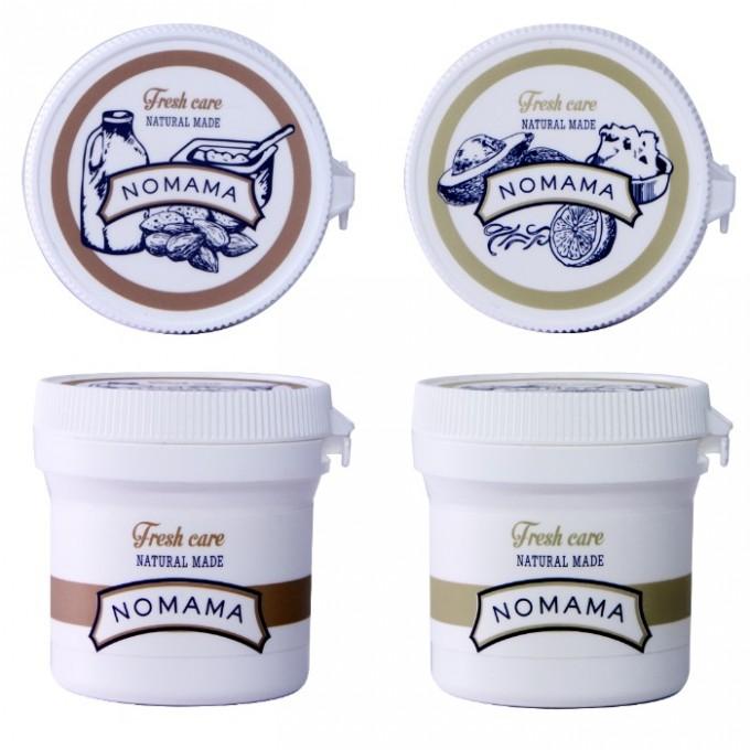 「NOMAMA(ノママ)」のクリーム2種