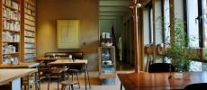 新しい文学の楽しみ方と出会える日本近代文学館内のカフェ「BUNDAN」