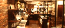 Rainy Day Bookstore&Cafeの店内
