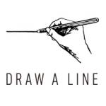 DRAW A LINE(ドローアライン)のロゴ