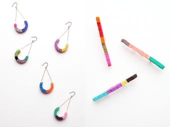 同じものは2つとない「eri,」の革製アクセサリー。4月に東京で2つの展示を開催