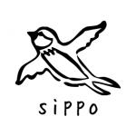 「小古道具店 四歩(こふるどうぐてん しっぽ)」ロゴ