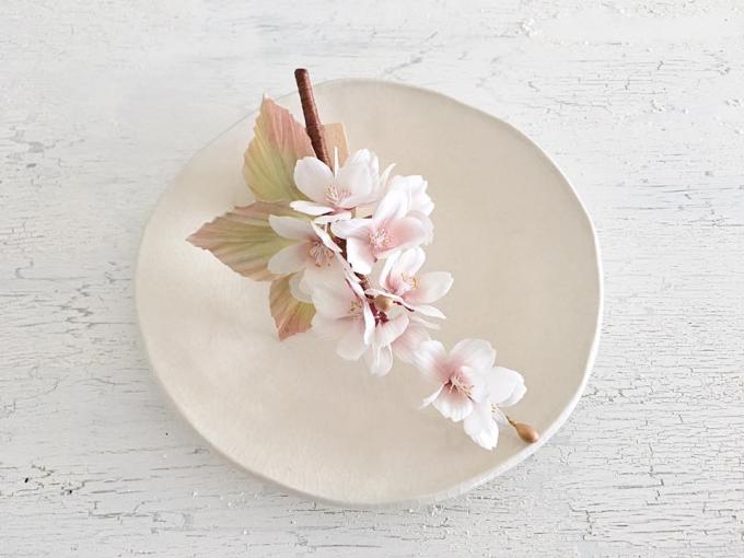 花ノ香 -hananokaori-のさくらのコサージュ
