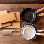 ひとつは持っていたい、本格的な調理器具。職人さんの手...