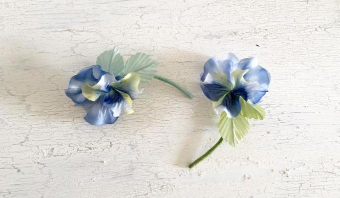 花ノ香 -hananokaori-のお花のブローチ