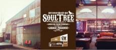 鉄工所の中に広がる大人の隠れ家。二子玉川にあるレストラン&カフェバー「SOULTREE」