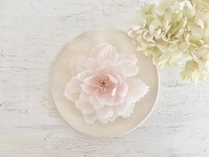 花ノ香 -hananokaori-のお花のコサージュ