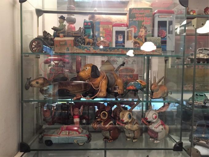 横浜のブリキのおもちゃ博物館2