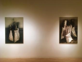 池田光弘:主題から思考することを求める、絵画作品。