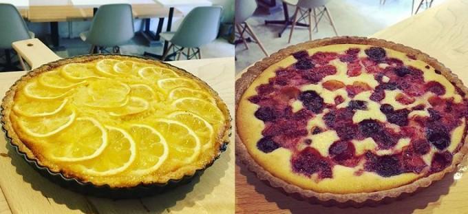 「PIZZA9丁目」おすすめ、ホームメイドの本格ケーキやデザートもお楽しみ