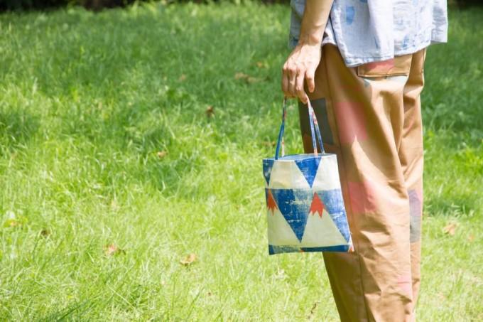 「bird camp」のバッグ