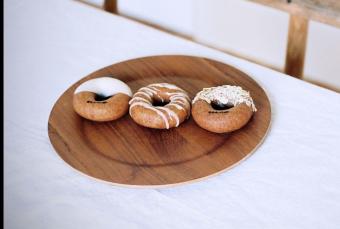 シンプルでかわいい。こだわり素材で体にもやさしい湯布院の「nicoドーナツ」