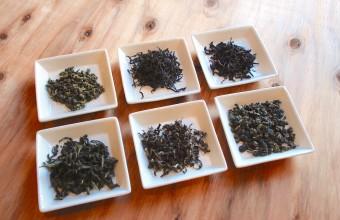 味も香りもさまざまな茶葉の宝庫。中国茶ならではの種類の差を楽しもう。「今古茶籍」<その2>