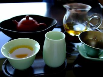 """たった""""3秒の間""""でリラックス。そんな中国茶生活を始めてみませんか?「今古茶籍」<その1>"""
