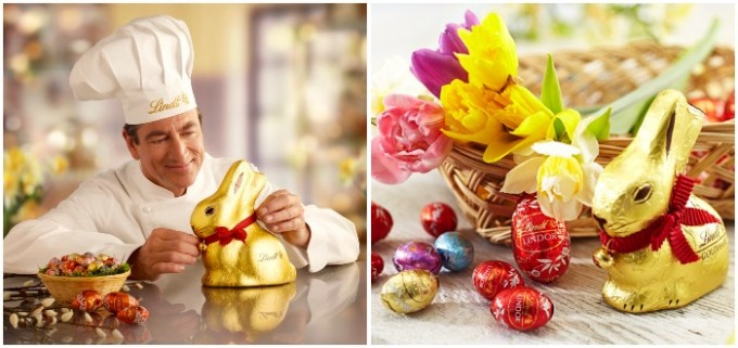 「Lindt(リンツ)」のチョコレート