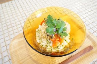 フレッシュな野菜のおいしさをたっぷりと。自宅でもお店でも楽しみたい、ヘルシーな『サラダ』