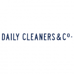 「DAILY CLEANERS&CO.(デイリークリーナーズ)」のロゴ