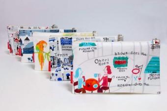 福岡の新おみやげは「コーディニア」で。元気をくれる街並みデザインの雑貨たち