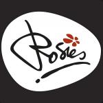 「Rosies(ロージーズ)」のロゴ
